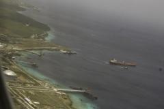 Aankomst Curacao