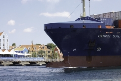 Containerschip St Annabaai