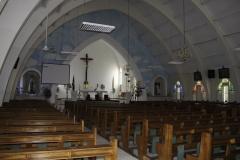 Rooms katholieke kerk Rio Canario interieur