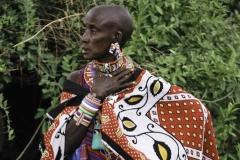 Masai vrouwen